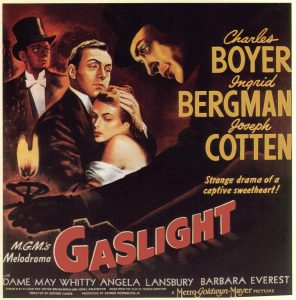 Gas Light poster