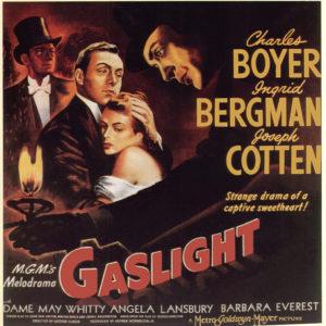 Gas Light poster