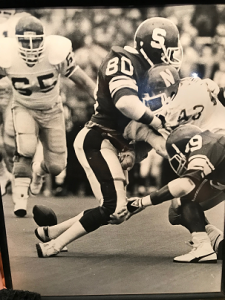 Mario J. Zappia Northwestern Wildcats #65