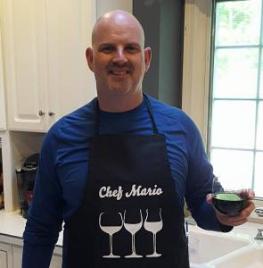 Chef Mario Zappia